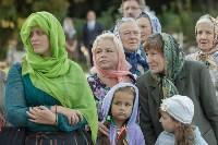 В Тульскую область прибыл ковчег с мощами новомучеников и исповедников Российских, Фото: 51