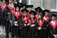 Владимир Груздев поздравил выпускников магистратуры ТулГУ, Фото: 57