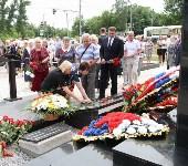 Открытие памятника Сергею Александровичу Джобадзе , Фото: 4