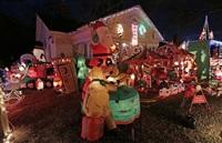 Рождественская иллюминация по-американски, Фото: 5