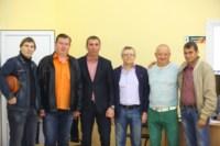 В Туле прошел баскетбольный мастер-класс, Фото: 16