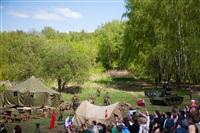 В Центральном парке воссоздали боевой подвиг советских солдат, Фото: 57