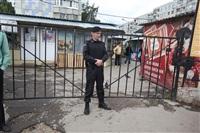 Митинг предпринимателей на ул. Октябрьская, Фото: 6