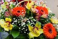 Ассортимент тульских цветочных магазинов. 28.02.2015, Фото: 22