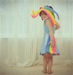 Платья четырехлетнего модельера, Фото: 2