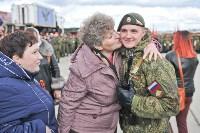 Репетиция Парада Победы в подмосковном Алабино, Фото: 32