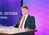 Разговор с губернатором Тульской области Владимиром Груздевым, Фото: 28