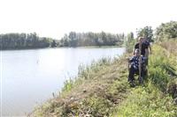 Тульские инвалиды-колясочники выехали на рыбалку, Фото: 3