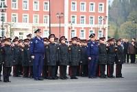 Воспитанникам суворовского училища вручили удосоверения, Фото: 3
