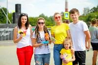 В Туле прошел фестиваль красок и летнего настроения, Фото: 67