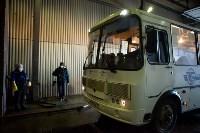 Как в Туле дезинфицируют маршрутки и автобусы, Фото: 27
