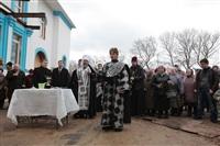 Освящение креста купола Свято-Казанского храма, Фото: 10