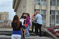 """В Туле проходит """"обнимашечный"""" флешмоб, Фото: 100"""