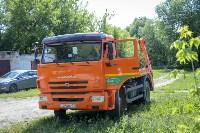 Очистка истока и русла реки Дон в Новомосковске, Фото: 7