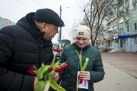 Пролетарский глава Сергей Шестаков поднял тулячкам настроение, Фото: 38