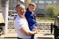 День Победы: гуляния на площади Победы. 9 мая 2015 года, Фото: 28