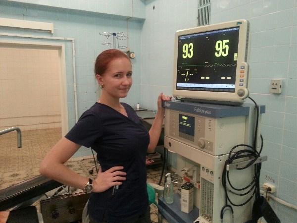 Медсестра-анестезист