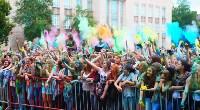 ColorFest в Туле. Фестиваль красок Холи. 18 июля 2015, Фото: 89