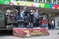 В Туле ветеранов развлекали рок-исполнители, Фото: 50