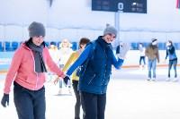 """""""Ночной лёд"""" в честь Дня святого Валентина, Фото: 62"""
