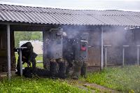 В Туле спецподразделения ОМОН и СОБР провели учения, Фото: 21