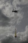Установка шпиля на колокольню Тульского кремля, Фото: 35