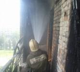 Пожар в Новомосковске, Фото: 2