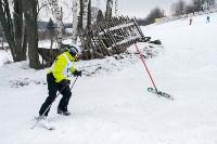 Третий этап первенства Тульской области по горнолыжному спорту., Фото: 64