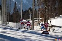Состязания лыжников в Сочи., Фото: 52