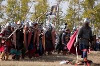 На Куликовом поле с размахом отметили 638-ю годовщину битвы, Фото: 110