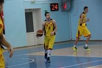 БК «Тула» дома дважды обыграл баскетболистов Воронежа, Фото: 72