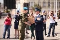 85-летие ВДВ на площади Ленина в Туле, Фото: 61