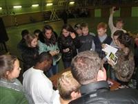 Звезды ринга встретились с юными туляками, Фото: 17