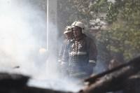 Пожар в Плеханово 9.06.2015, Фото: 51