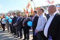 Тульская Федерация профсоюзов провела митинг и первомайское шествие. 1.05.2014, Фото: 84