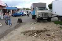 """Рынок """"Южный"""" затопило, Фото: 32"""