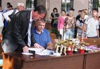 Матчевая встреча, посвящённая 140-летию города Узловая, Фото: 5