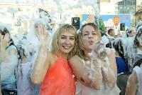 В центре Тулы прошла большая пенная вечеринка, Фото: 138