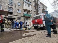 Пожар на ул. Октябрьской, Фото: 10
