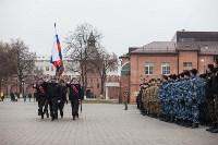 Митинг сотрудников ОВД в Тульском кремле, Фото: 12