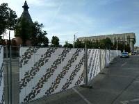 Улица Металлистов перекрыта, Фото: 8