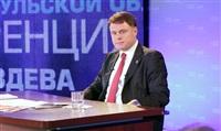Разговор с губернатором Тульской области Владимиром Груздевым, Фото: 17