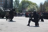 Показательные выступления тульского СОБР, Фото: 89