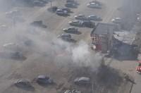 Пожар в Заречье. 16.03.2015, Фото: 3