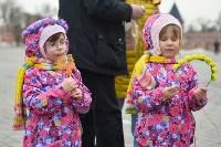 Масленица в Торговых рядах тульского кремля, Фото: 17