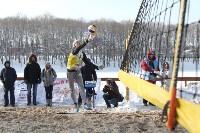 III ежегодный турнир по пляжному волейболу на снегу., Фото: 54