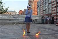 Огненное шоу Дарьи Бегдаш, Фото: 1