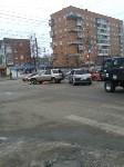 Авария в Пролетарском районе днём 17 января, Фото: 2