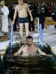 Крещенские купания. 2016 год, Фото: 36