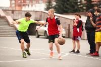 Соревнования по уличному баскетболу. День города-2015, Фото: 51